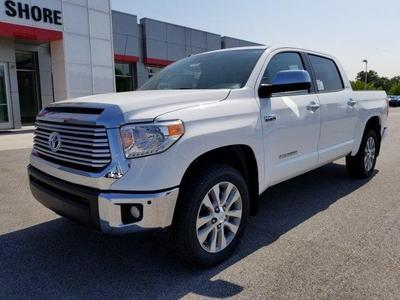 New 2017 Toyota Tundra Limited