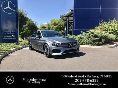 New 2018 Mercedes-Benz AMG C 43 Base 4MATIC