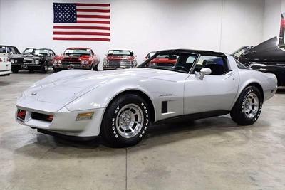 Used 1982 Chevrolet Corvette Coupe