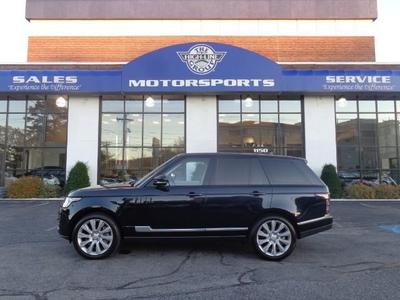 Used 2015 Land Rover Range Rover 5.0L Supercharged