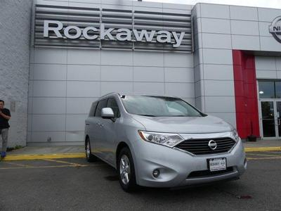 Used 2016 Nissan Quest SV