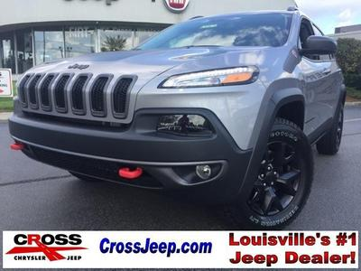 New 2018 Jeep Cherokee Trailhawk