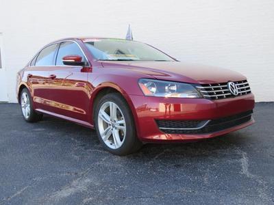 Certified 2015 Volkswagen Passat 2.0 TDI SE