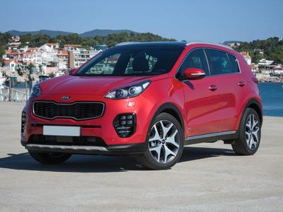 New 2017 Kia Sportage SX Turbo