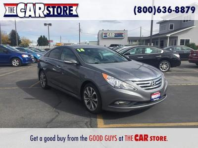 Used 2014 Hyundai Sonata Limited 2.0T