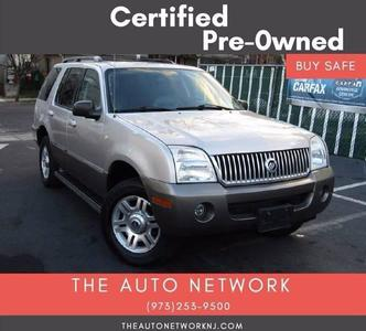 Used 2004 Mercury Mountaineer
