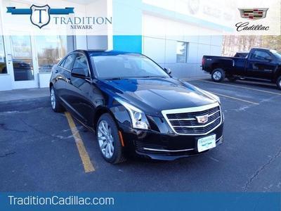 New 2017 Cadillac ATS 2.0L Turbo