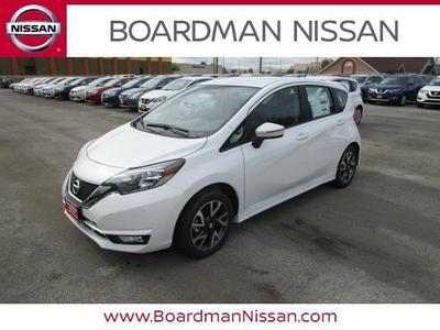 New 2017 Nissan Versa Note SR