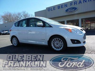 New 2016 Ford C-Max Hybrid SEL