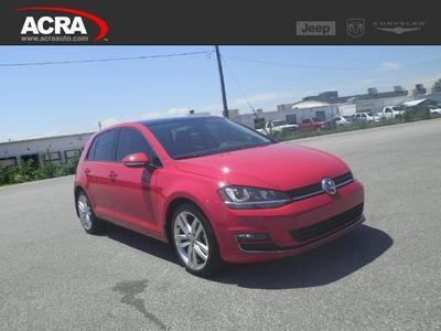 Used 2015 Volkswagen Golf DSG TDI SEL