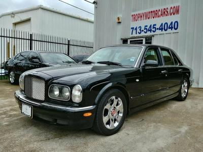 Used 2001 Bentley Arnage Red Label