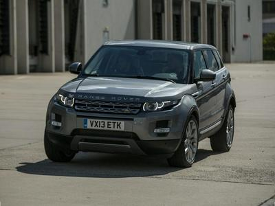 Used 2015 Land Rover Range Rover Evoque DYNAMIC