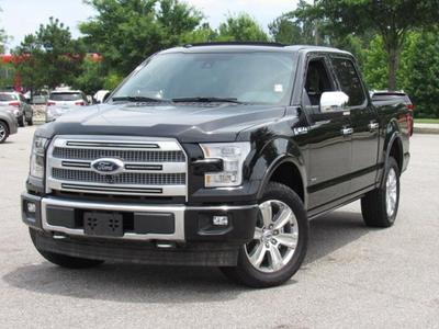 New 2017 Ford F-150 Platinum