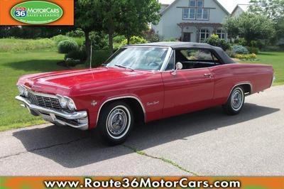 Used 1965 Chevrolet Impala SS