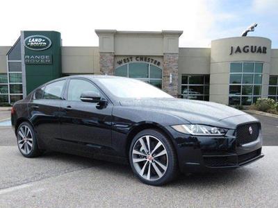 2018 Jaguar XE 35t Prestige