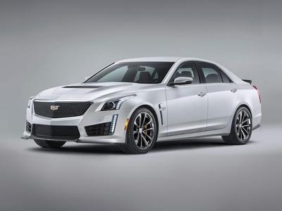 New 2017 Cadillac CTS-V Base