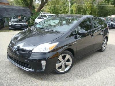 Used 2013 Toyota Prius PERSONA SERIES SE