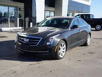 Used 2015 Cadillac ATS 2.5L Luxury
