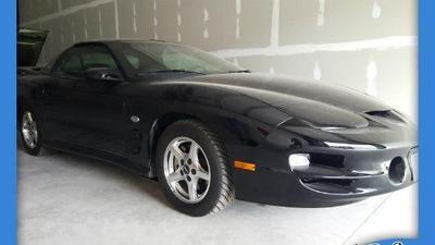 Used 2002 Pontiac Firebird