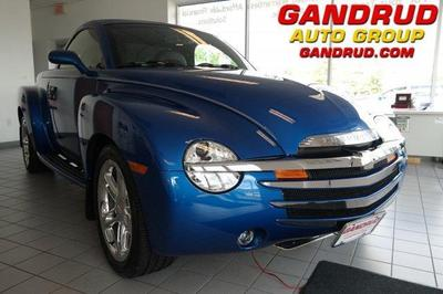 Used 2006 Chevrolet SSR Base