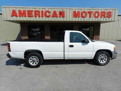 Used 2006 GMC Sierra 1500 W/T