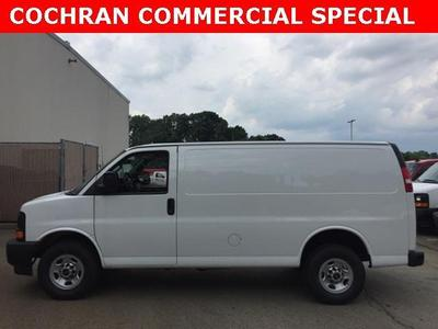 New 2017 GMC Savana 3500 Work Van