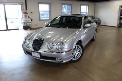 Used 2004 Jaguar S-Type 4.2