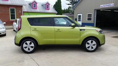 Used 2014 Kia Soul Base