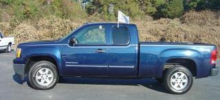 Used 2009 GMC Sierra 1500