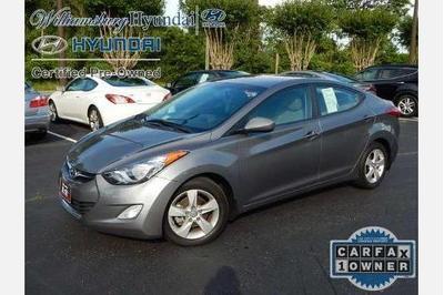 Certified 2013 Hyundai Elantra GLS