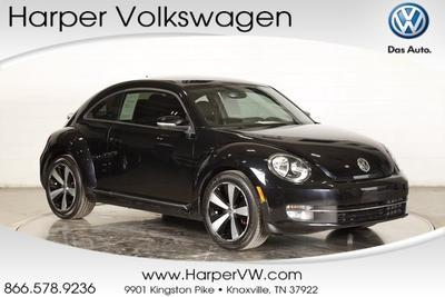 new and used volkswagen beetle for sale in knoxville tn. Black Bedroom Furniture Sets. Home Design Ideas