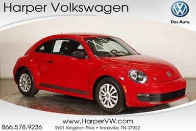Certified 2012 Volkswagen Beetle 2.5