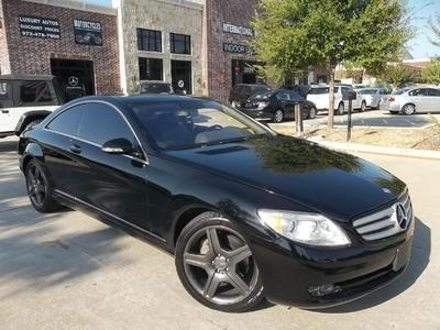 Used 2008 Mercedes-Benz CL 550