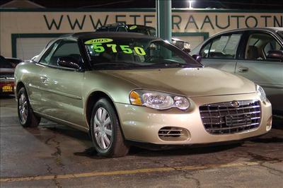Used 2005 Chrysler Sebring