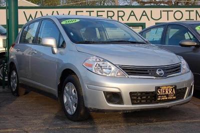 Used 2010 Nissan Versa 1.8 S