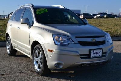 Used 2014 Chevrolet Captiva Sport LT