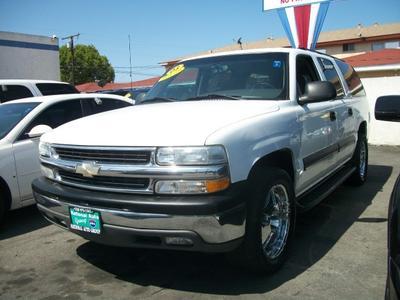 Used 2003 Chevrolet Suburban 1500 LS