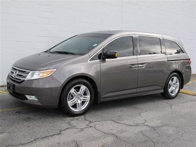 Used 2011 Honda Odyssey Touring Elite