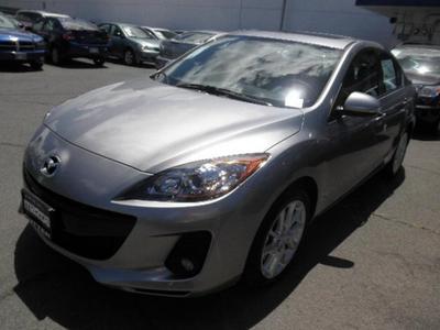 New 2012 Mazda Mazda3 s Grand Touring