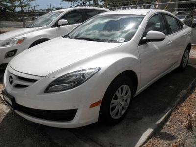 New 2013 Mazda Mazda6 i Sport