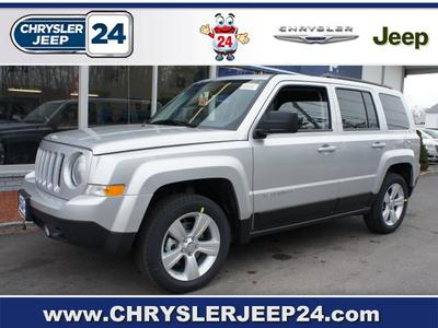 New 2012 Jeep Patriot Latitude