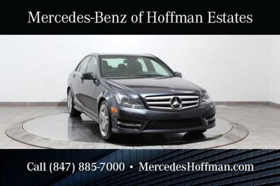 2013 Mercedes-Benz C300 4MATIC Sport