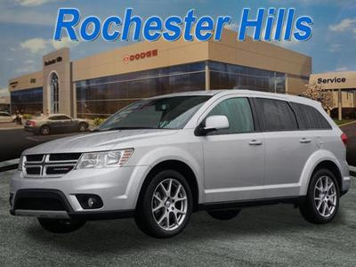 New 2013 Dodge Journey R/T