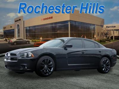 New 2013 Dodge Charger SXT