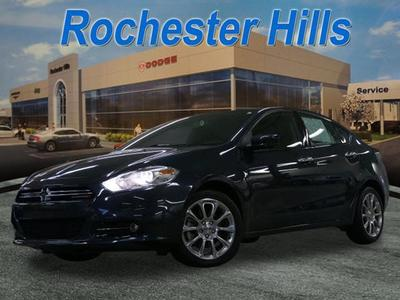 New 2013 Dodge Dart Limited/GT