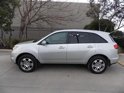 Used 2009 Acura MDX Technology
