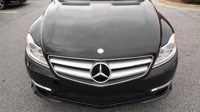 Used 2011 Mercedes-Benz CL550 4MATIC