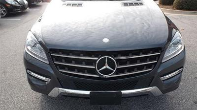 Used 2012 Mercedes-Benz ML 350 4MATIC