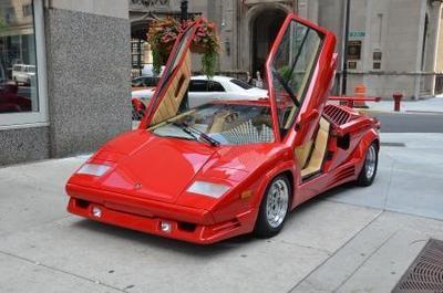 Used 1989 Lamborghini Countach 25th Anniversary Edition