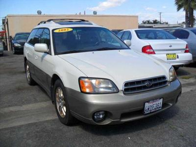 Used 2002 Subaru Legacy Limited